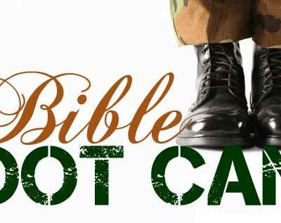 Bible Boot Camp