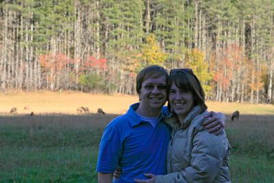 Cataloochee Valley North Carolina elk