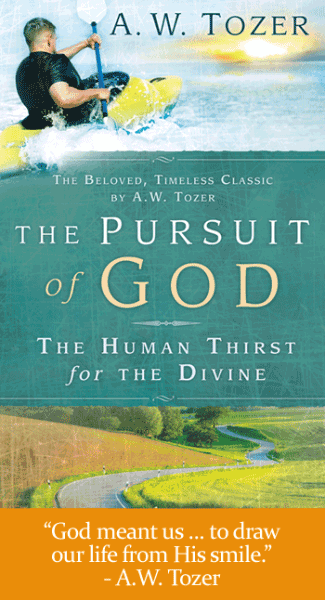 Book Review of The Pursuit of God by A.W. Tozer | FromHisPresence.com Blog