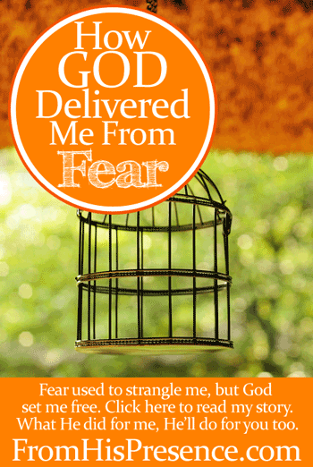The Solution to Fear: How God Delivered Me from Fear