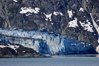Llamplugh Glacier, Glacier Bay National Park