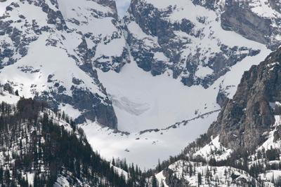 Teton Glacier Grand Teton National Park