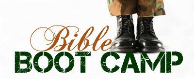 Bible boot camp theology