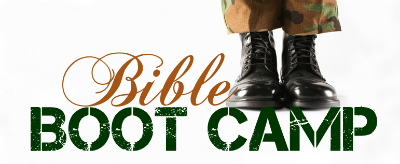 Bible boot camp theology