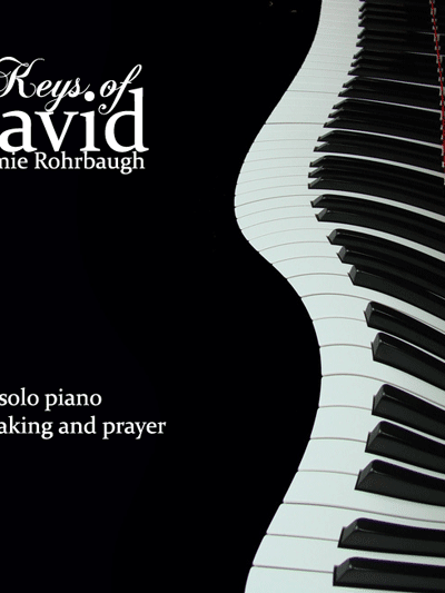 Keys of David solo piano by Jamie Rohrbaugh