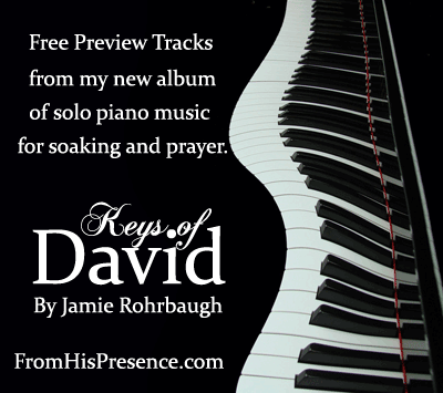Keys of David by Jamie Rohrbaugh