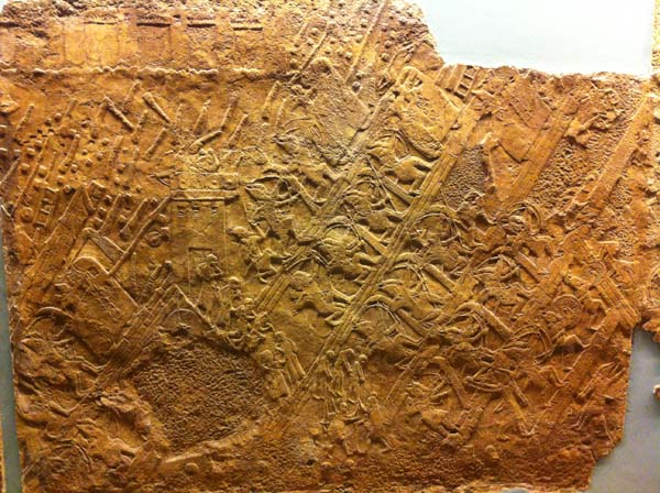Seige-of-Lachish-with-ladders