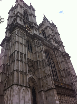 Westminster-Abbey-front-entrance