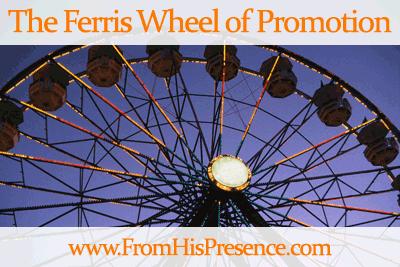 ferris wheel of promotion