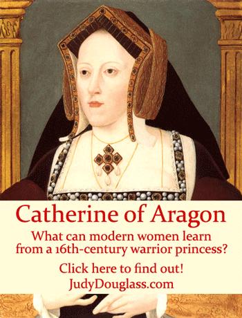 Catherine of Aragon, Kingdom Woman by Jamie Rohrbaugh