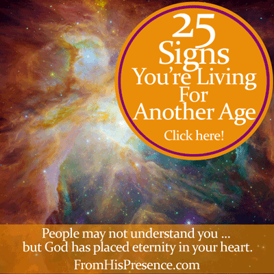 25 Signs You're Living For Another Age by Jamie Rohrbaugh