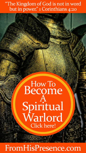 "Part 1 of ""How To Become A Spiritual Warlord"" by Jamie Rohrbaugh 