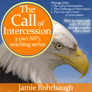 The Call of Intercession by Jamie Rohrbaugh