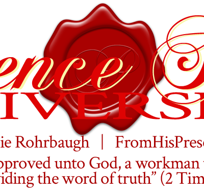 Presence Seekers University | by Jamie Rohrbaugh | FromHisPresence.com