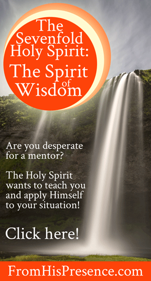 The Sevenfold Holy Spirit: The Spirit of Wisdom | by Jamie Rohrbaugh | FromHisPresence.com