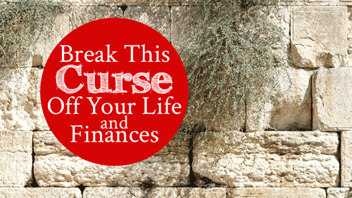 Break the Curse of Replacement Theology Off Your Life and