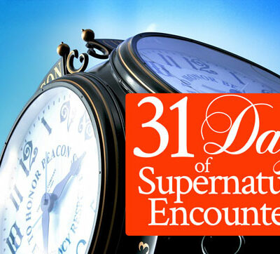 31 Days of Supernatural Encounters free devotional series | by Jamie Rohrbaugh | FromHisPresence.com