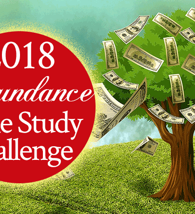 2018 Abundance Bible Study Challenge | by Jamie Rohrbaugh | FromHisPresence.com