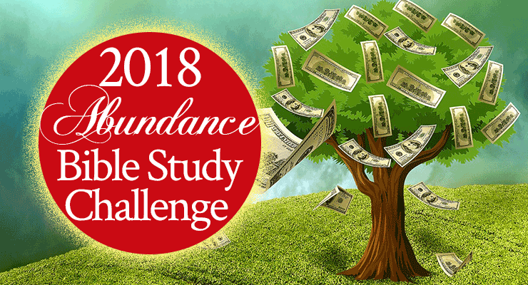 Take the 2018 Abundance Challenge for Financial Breakthrough!