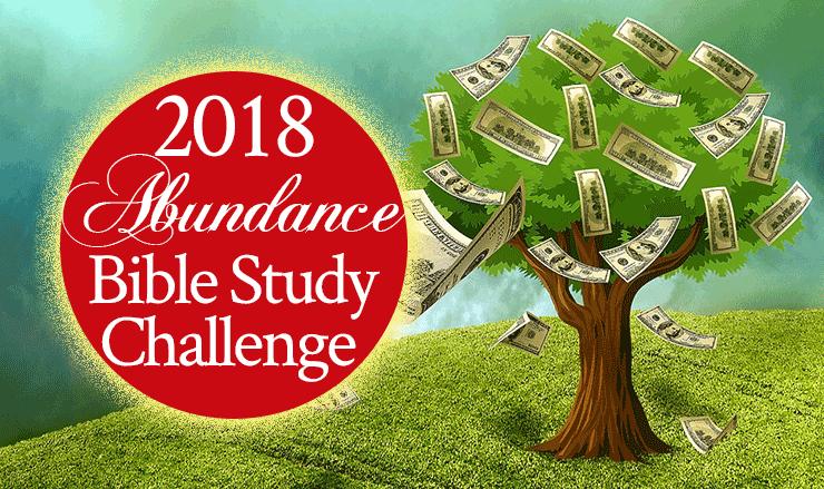 Take the Abundance Bible Study Challenge for Financial