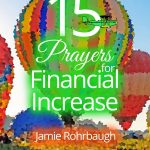 15 Prayers for Financial Increase