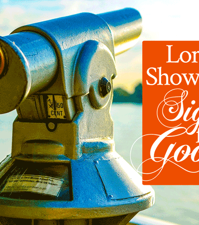 Radical Prayer #15: Lord, Show Me a Sign for Good! | by Jamie Rohrbaugh | FromHisPresence.com