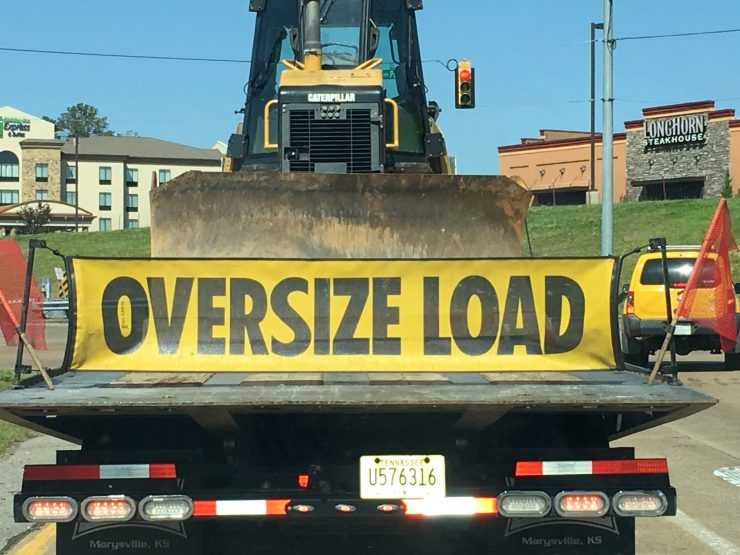 Oversize Load of Benefits | by Jamie Rohrbaugh | FromHisPresence.com