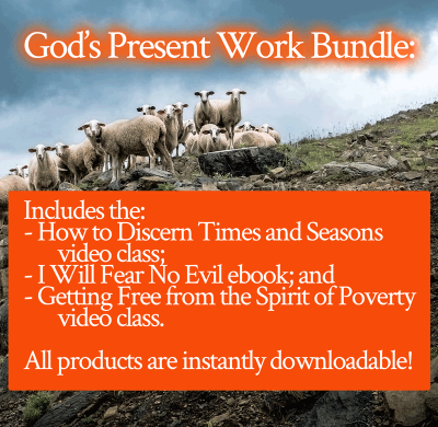 God's Present Work video bundle | by Jamie Rohrbaugh | FromHisPresence.com