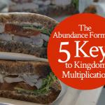 The Abundance Formula: 5 Keys to Kingdom Multiplication