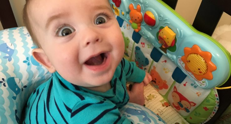 Baby Pictures, Sabbatical, and Asking for Your Prayers