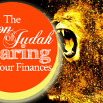 The Lion of Judah Is Roaring Over Your Finances!