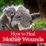 Healing from Mother Wounds Webinar THIS SATURDAY!