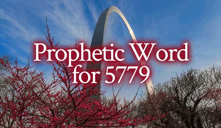 Prophetic Word for 5779: Go West! Pray! Prophesy! Pioneer