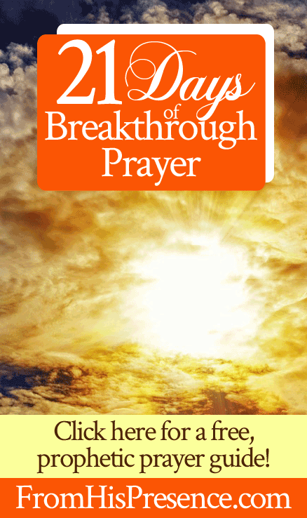 21 Days of Breakthrough Prayer, Day 1: Gates and Treasures