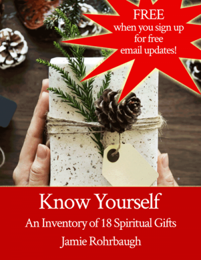 FREE Spiritual Gifts Inventory! - From His Presence®