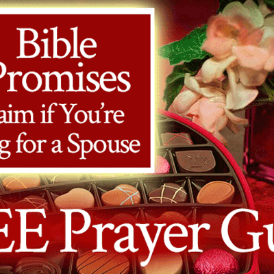 11 Bible Promises to Claim If You're Praying for a Spouse | Prayer to find a husband or wife prayer guide | by Jamie Rohrbaugh | FromHisPresence.com