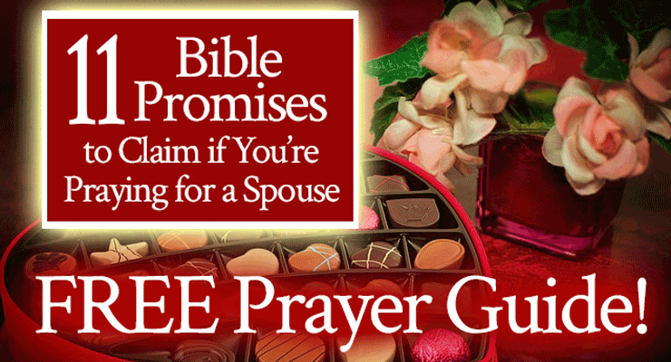 Prayer To Find a Husband or Wife (with PDF Prayer Guide)