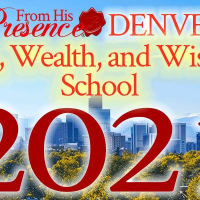 Denver Faith, Wealth, and Wisdom School 2021 | with Jamie Rohrbaugh