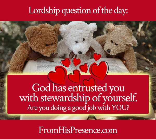 How to Love Yourself The Way God Wants You To | by Jamie Rohrbaugh | FromHisPresence.com