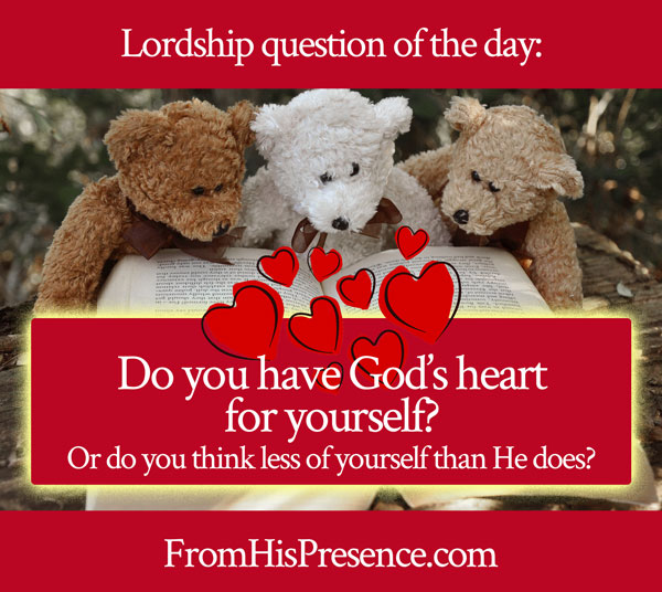 How To Love Yourself (The Way God Wants You To) - From His