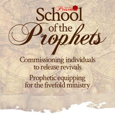 School of the Prophets | with Jamie Rohrbaugh | Video Class | FromHisPresence.com