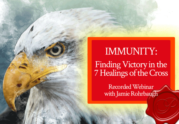 IMMUNITY: Finding Victory In the 7 Healings of the Cross | recorded webinar by Jamie Rohrbaugh