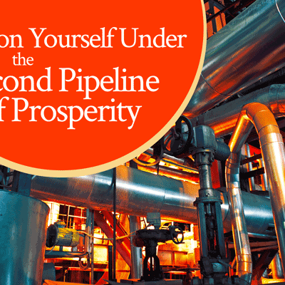 Position Yourself Under the Second Pipeline of Prosperity | by Jamie Rohrbaugh | FromHisPresence.com