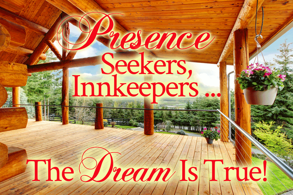 Presence Seekers Retreat Center | FromHisPresence.com