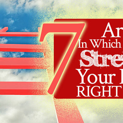 7 Areas In Which You Can Stretch Your Faith Right Now | by Jamie Rohrbaugh | FromHisPresence.com