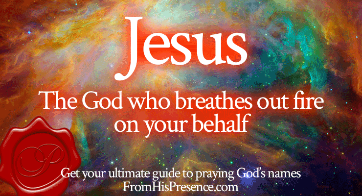 Praying the Names of God | The Ultimate How-To Guide for Praying God's Names Back to Him | by Jamie Rohrbaugh | FromHisPresence.com