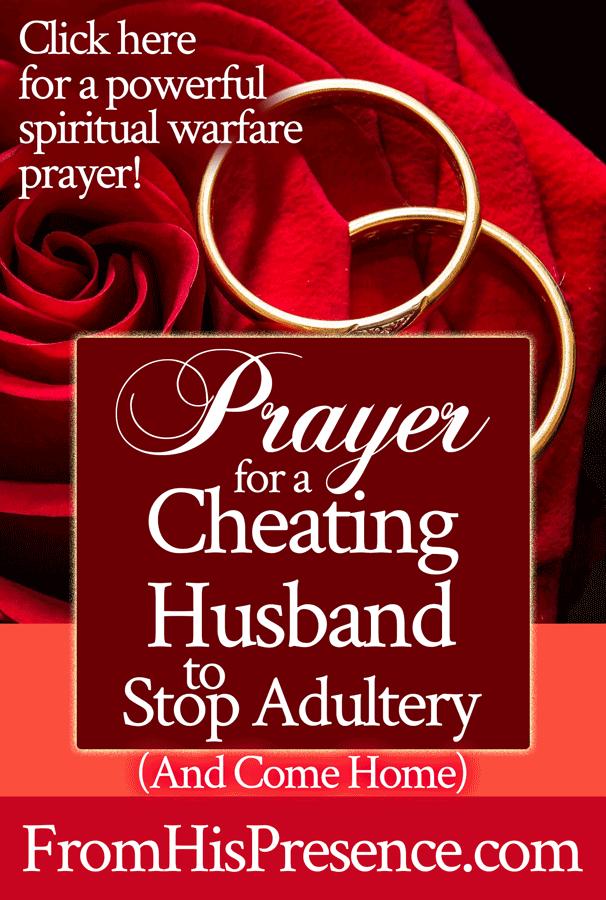 To husband steps cheating forgive a How Do
