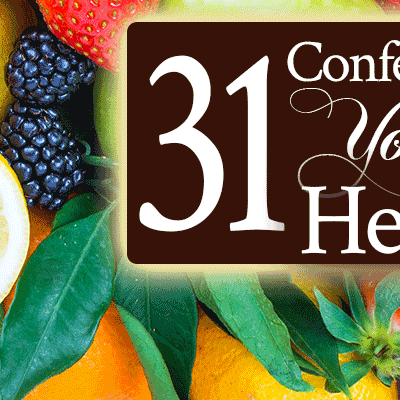31 Confessions Over Your Health | by Jamie Rohrbaugh | FromHisPresence.com
