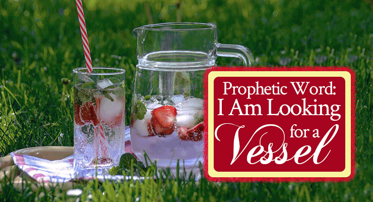 Prophetic Word: I Am Looking for a Vessel   Scribed by Jamie Rohrbaugh   FromHisPresence.com